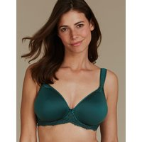 MandS Collection Lace Padded Balcony Bra DD-GG