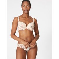 M&S Collection Padded Balcony Bra A-E