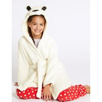 Hooded Bear Dressing Gown (1-16 Years)