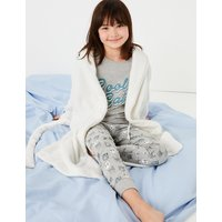 Cotton Towelling Bath Robe Gown (1-16 Years)