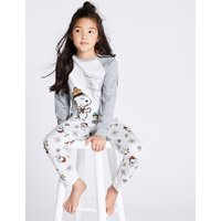 Snoopy Pyjamas (7-16 Years)