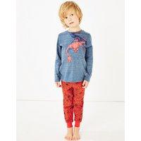 Spider-Man Pyjama Set (2-8 Years)