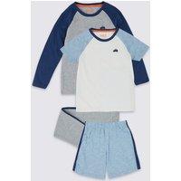 2 Pack Pyjamas Sets (1-7 Years)