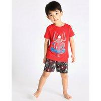 Spider-Man Short Pyjamas (2-8 Years)
