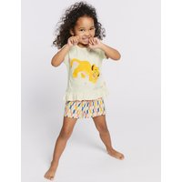 Disney Lion King Short Pyjamas (1-7 Years)