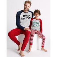 Santa Mini Me Pyjamas (1-16 Years)