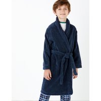 Cotton Towelling Bath Robe (1-16 Years)