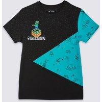 Minecraft T-Shirt (3-16 Years)