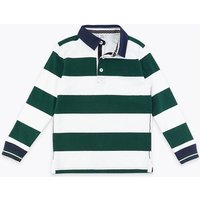 Adaptive Pure Cotton Rugby Shirt (18 Months - 16 Years)