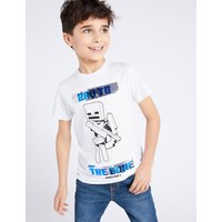 Minecraft Pure Cotton T-Shirt (3-16 Years)