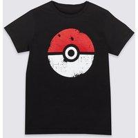 Pokemon Pure Cotton T-Shirt (3-16 Years)