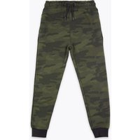 Easy Dressing Camouflage Print Joggers (18 Months - 16 Years)