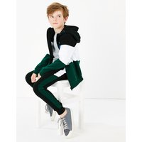 Colour Block Joggers (3-16 Years)