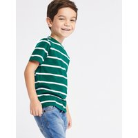 Pure Cotton T-Shirt (3 Months - 7 Years)