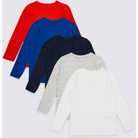5 Pack T-shirts (3 Months - 7 Years)