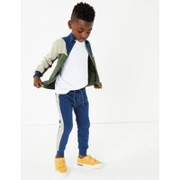 Colour Block Joggers (3 Months - 7 Years)