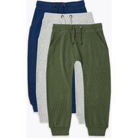 3 Pack Joggers (3 Months- 7 Years)