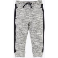 Cotton Side Striped Joggers (3 Months - 7 Years)