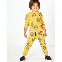 Gorilla Print Joggers (3 Months - 7 Years)