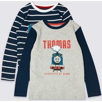 2 Pack Thomas & Friends Tops (1-6 Years)