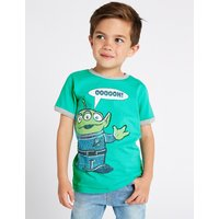 Toy Story Alien T-Shirt (3 Months - 7 Years)