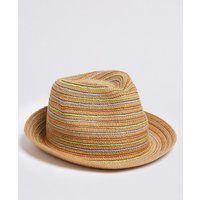 Kids' Straw Trilby Hat (6 Months - 6 Years)