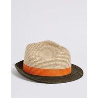 Kids' Trilby Summer Hat (3 - 14 Years)