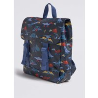 Kids' Printed Backpack