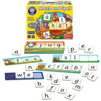 M&S Orchard Toys Unisex Match and Spell Game (4+ Yrs) - 1SIZE