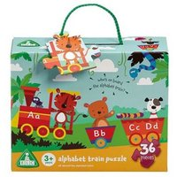 M&S Early Learning Centre Unisex Alphabet Train Puzzle (3+ Yrs) - 1SIZE