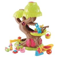 M&S Early Learning Centre Unisex Happyland Forest Fairy Treehouse (2-5 Yrs) - 1SIZE