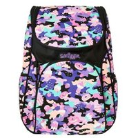 M&S Smiggle Girls Boys Unisex Kids' Ice Cream Camouflage Backpack (3+ Yrs) - 1SIZE - Purple Mix, Pur