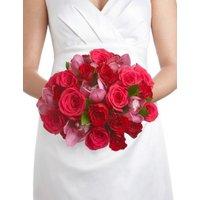 M&S Orchid & Rose Collection - Brides Bouquet