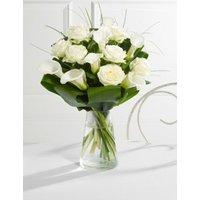 M&S Flower Vase Arrangement
