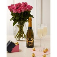 M&S Especially for You Bouquet with Prosecco & Chocolates