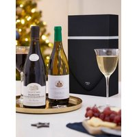 M&S Winemakers Premium Edit Red & White Wine Duo (Delivery from 2nd November 2021)