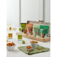 M&S The Gin & Snacks Letterbox Gift