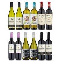 M&S Mixed Wonders Wine Case - Case of 12