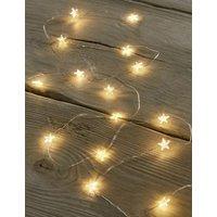 M&S Christmas Star Lights