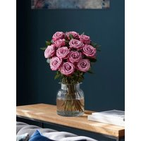 M&S Collection Moody Blues Roses Bouquet