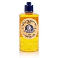 M&S L'Occitane Womens Mens Shea Shower Oil 250ml - 1SIZE