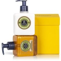 M&S L'Occitane Womens Mens Verbena Hand Wash & Lotion Collection - 1SIZE