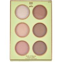 M&S Pixi Book of Beauty Contour Creator - 1SIZE - Brown Mix, Brown Mix