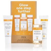 M&S Ren Regime Kit: Glow to Go 80ml - 1SIZE