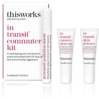 M&S This Works Womens Mens In Transit Skincare Commuter Kit - 1SIZE