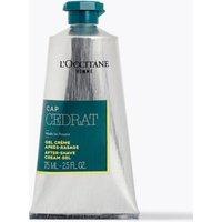 M&S L'Occitane Mens Cap Cedrat Aftershave Balm 75ml - 1SIZE