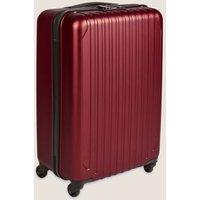 MandS Scorpio 4 Wheel Hard Shell Medium Suitcase - 1SIZE - Gunmetal, Gunmetal,Cranberry,Navy,Rose