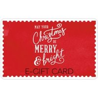 M&S Christmas Text E-Gift Card - 175