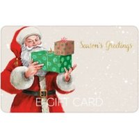 M&S Father Christmas E- Gift Card - 40