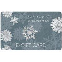 M&S Snowflakes E- Gift Card - 225
